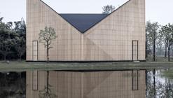Nanjing Wanjing Garden Chapel / AZL Architects