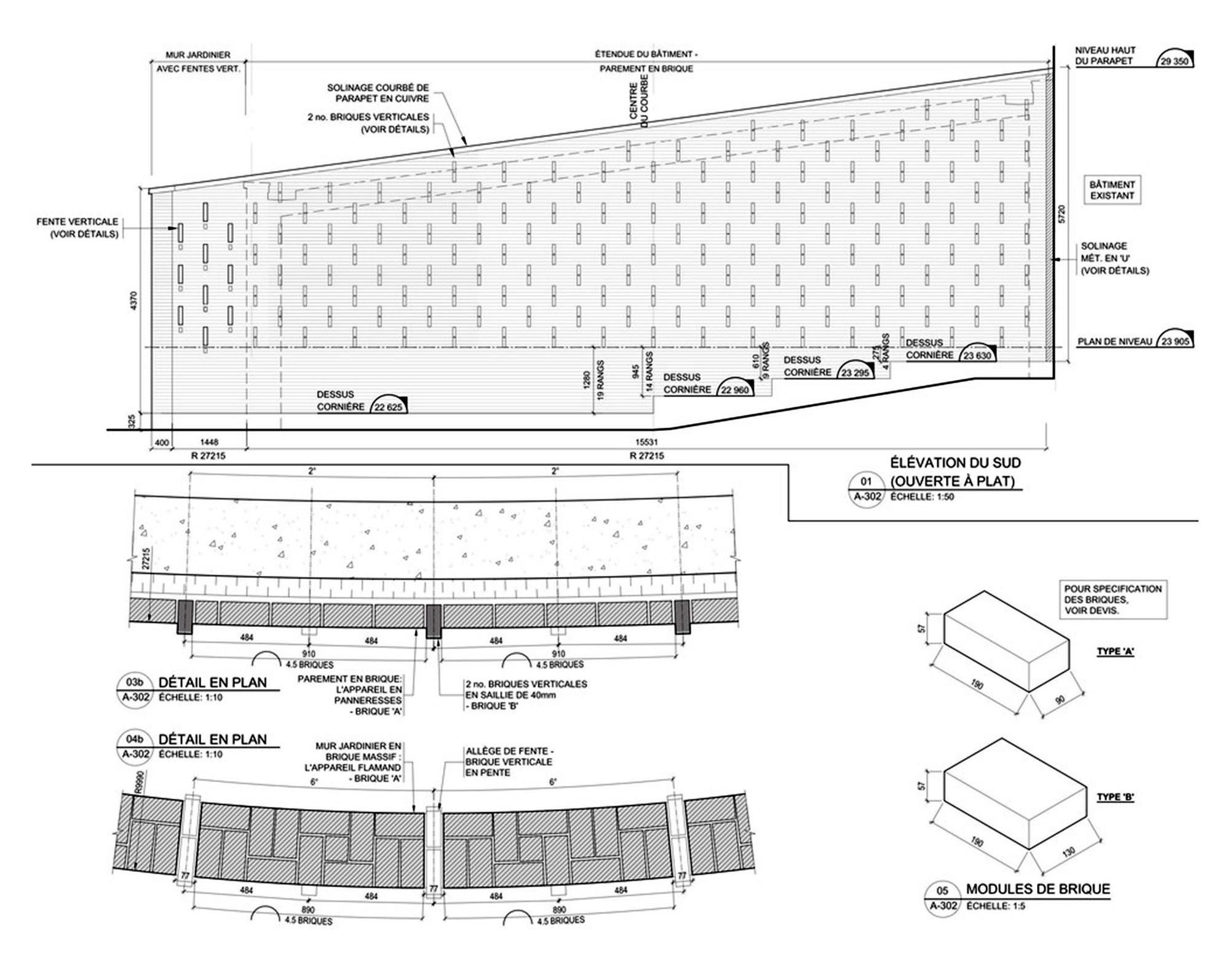 LaSalle Waterworks Building / Affleck de la Riva