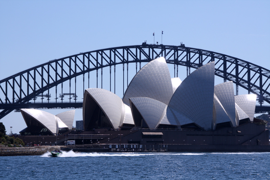 Sydney já tem uma Opera House. As instituições não deveriam ampliar o foco um pouco mais? Imagem © Flickr - User: Jong Soo (Peter) Lee