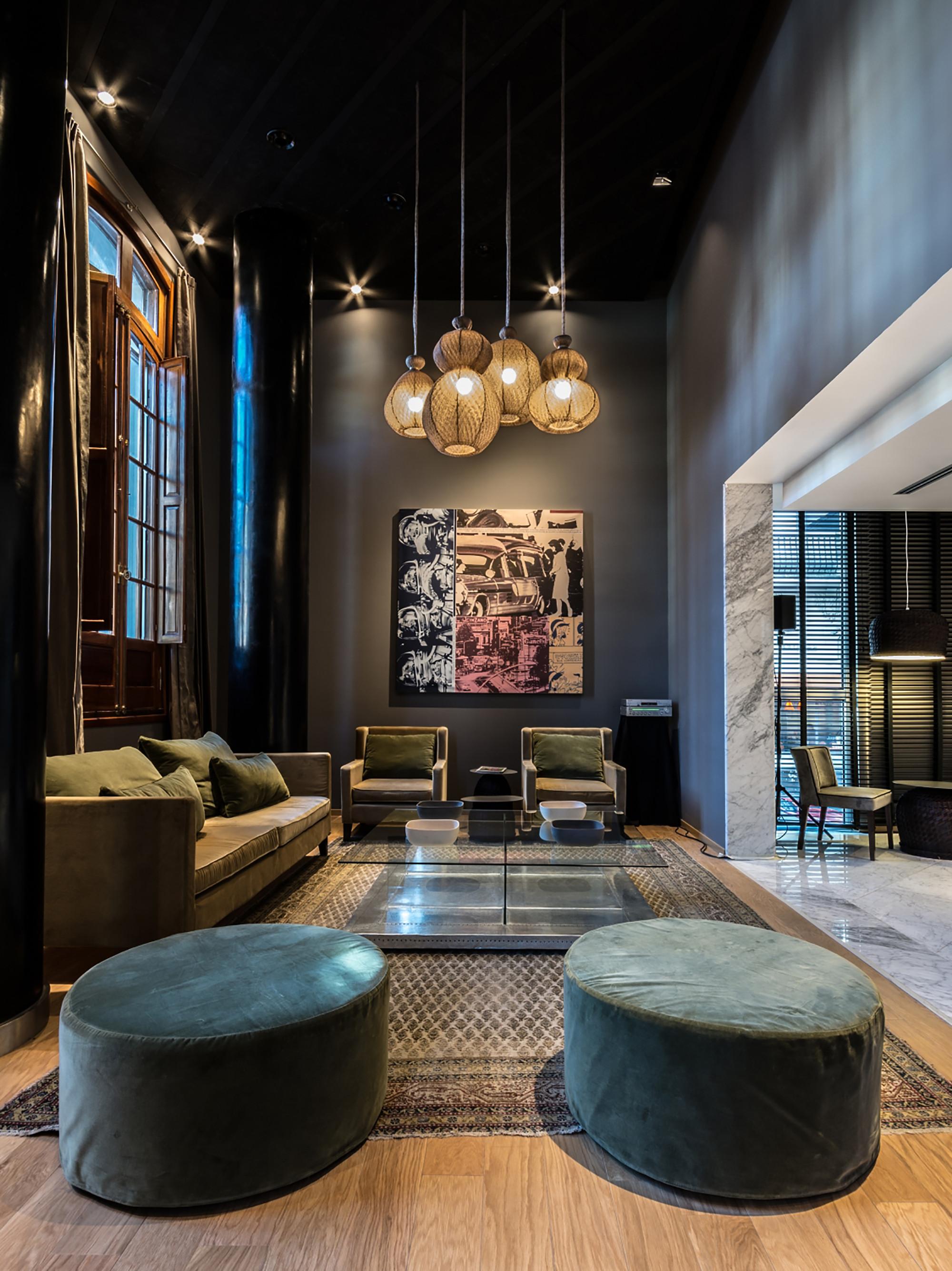 Modern Hotel Rooms Designs: Gallery Of Y111 Hotel / Estudio FWAP Arquitectos + Estudio