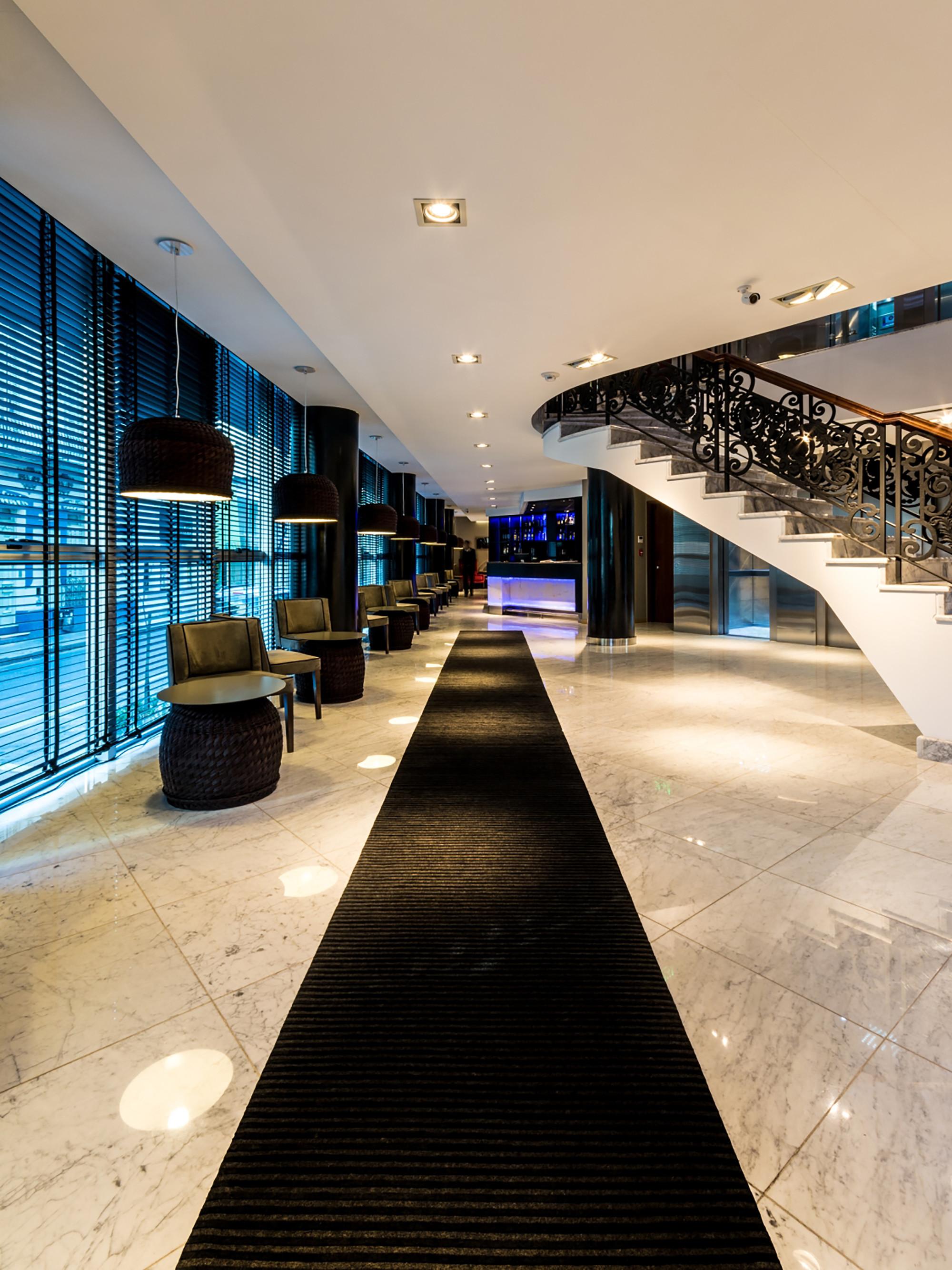 Galer a de hotel y111 estudio fwap arquitectos estudio - Estudio 3 arquitectos ...