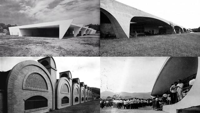 Clássicos da Arquitetura: Quatro escolas modernas