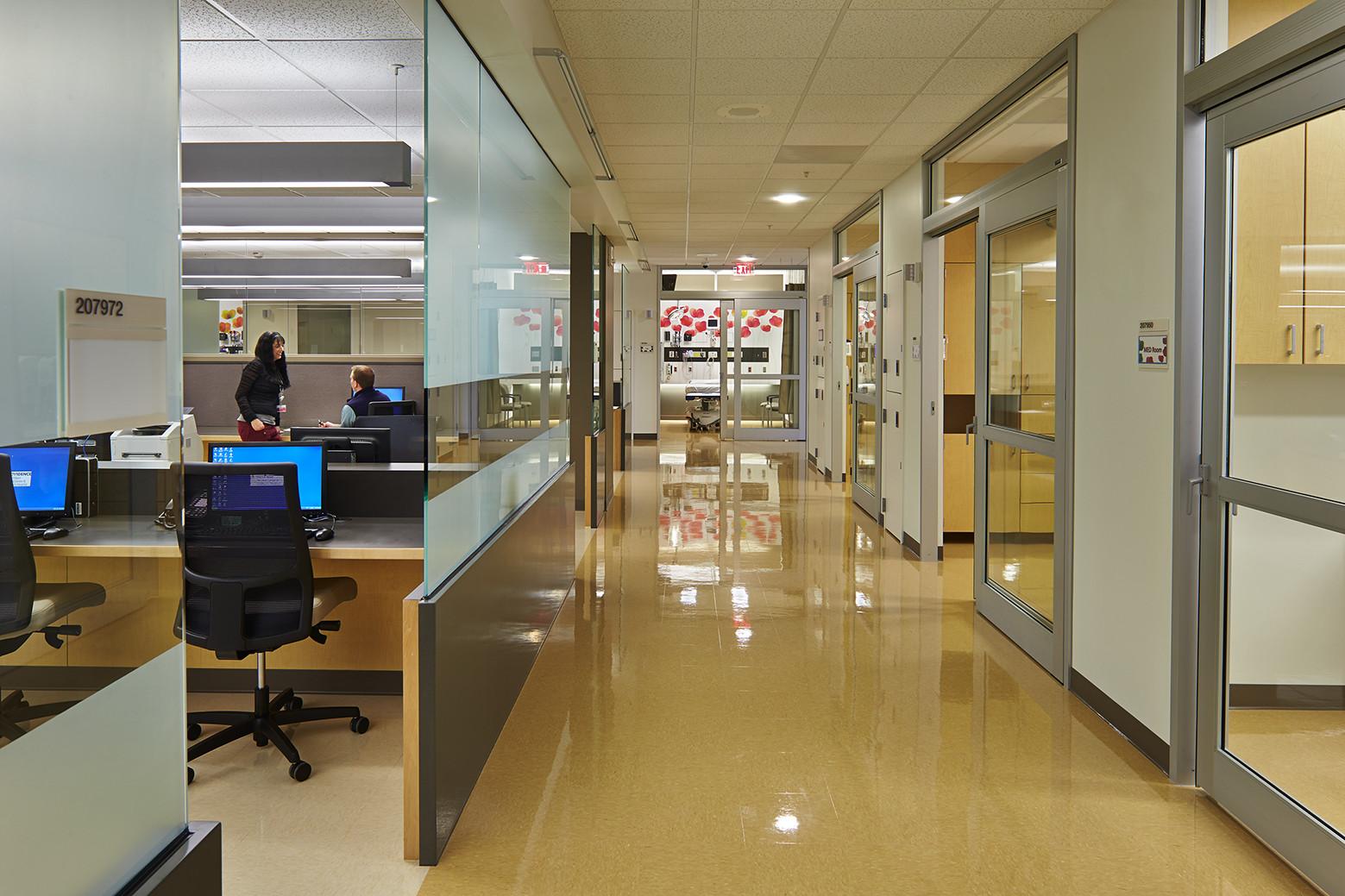 University Medical Center Pediatrics Emergency Room