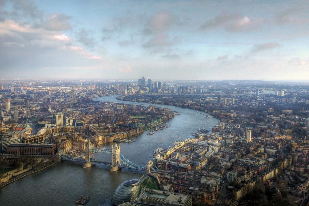 Three Talks to Debate the Future of Life on London's Rivers, © Flickr CC User mariusz kluzniak