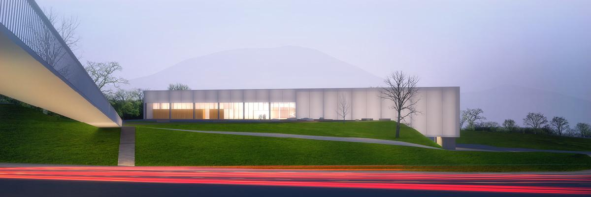 Drozdov&Partners Selected to Design Dalseong Citizen's Gymnasium, © Drozdov&Partners