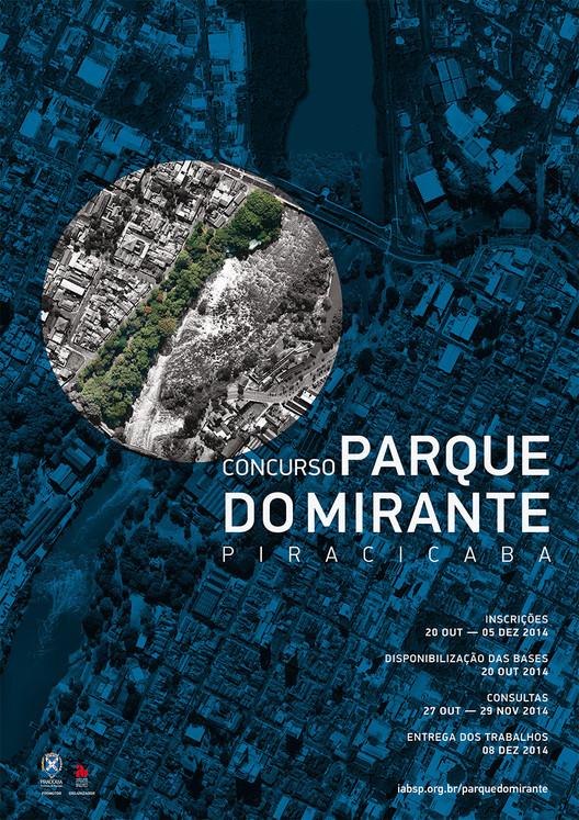 Concurso Nacional Parque do Mirante de Piracicaba