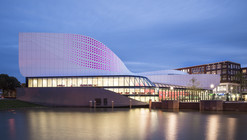 Theatre de Stoep  / UNStudio