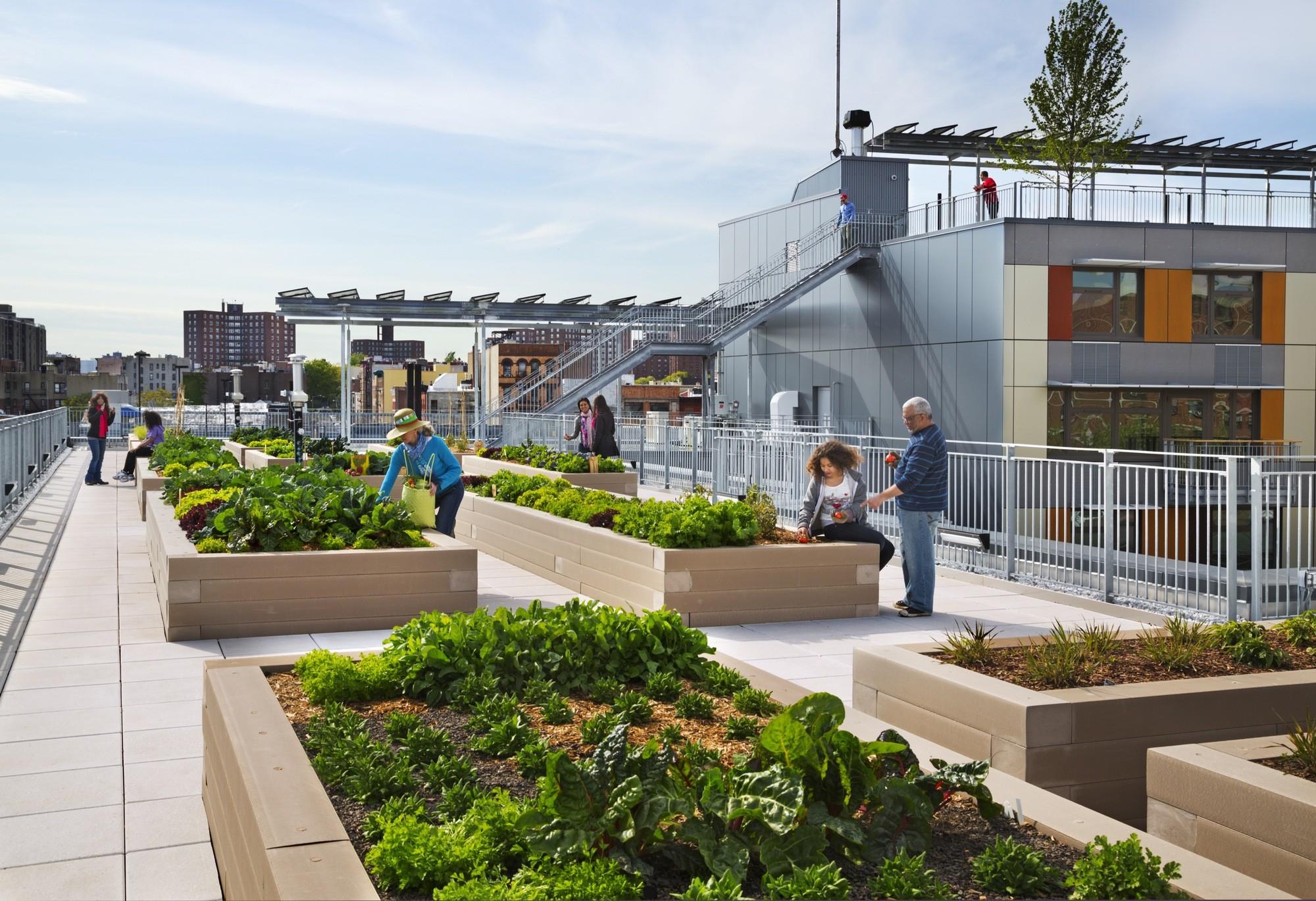 Call for Entries: Rudy Bruner Award for Urban Excellence 2015, RBA 2013 Winner: Via Verde / Dattner Architects + Grimshaw Architects. Image © David Sundberg