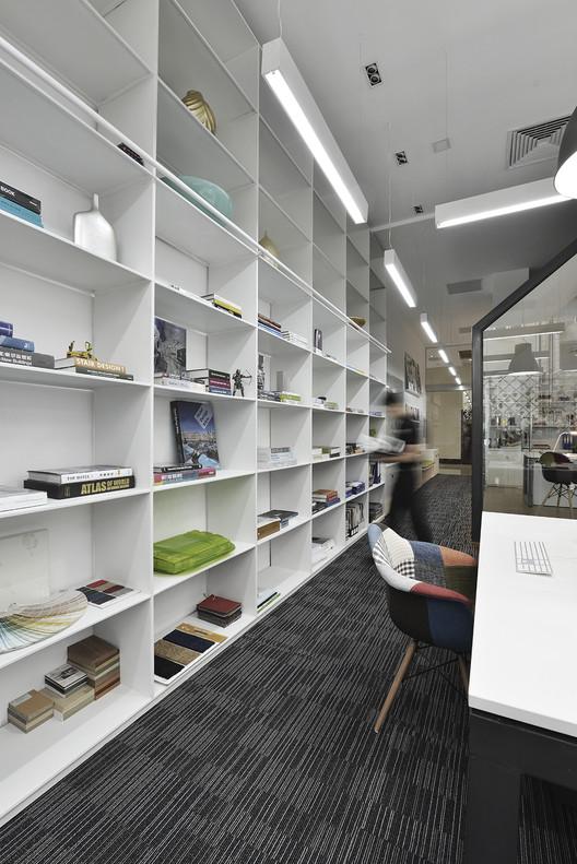 Architecture Office Studio bauhaus architects and associates's office / bauhaus architecs