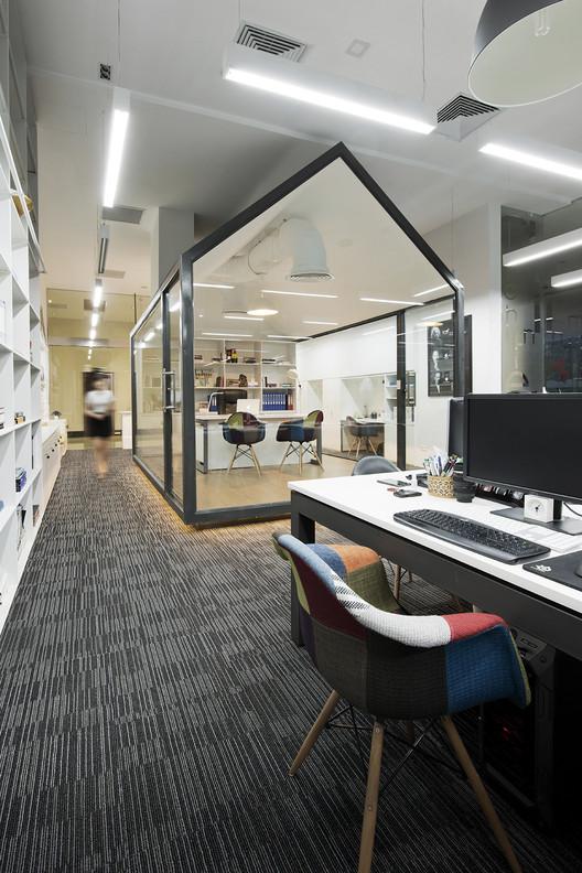 Bauhaus Architects And Associates's Office / Bauhaus Architecs & Associates, © Le Anh Duc - AIF STUDIO