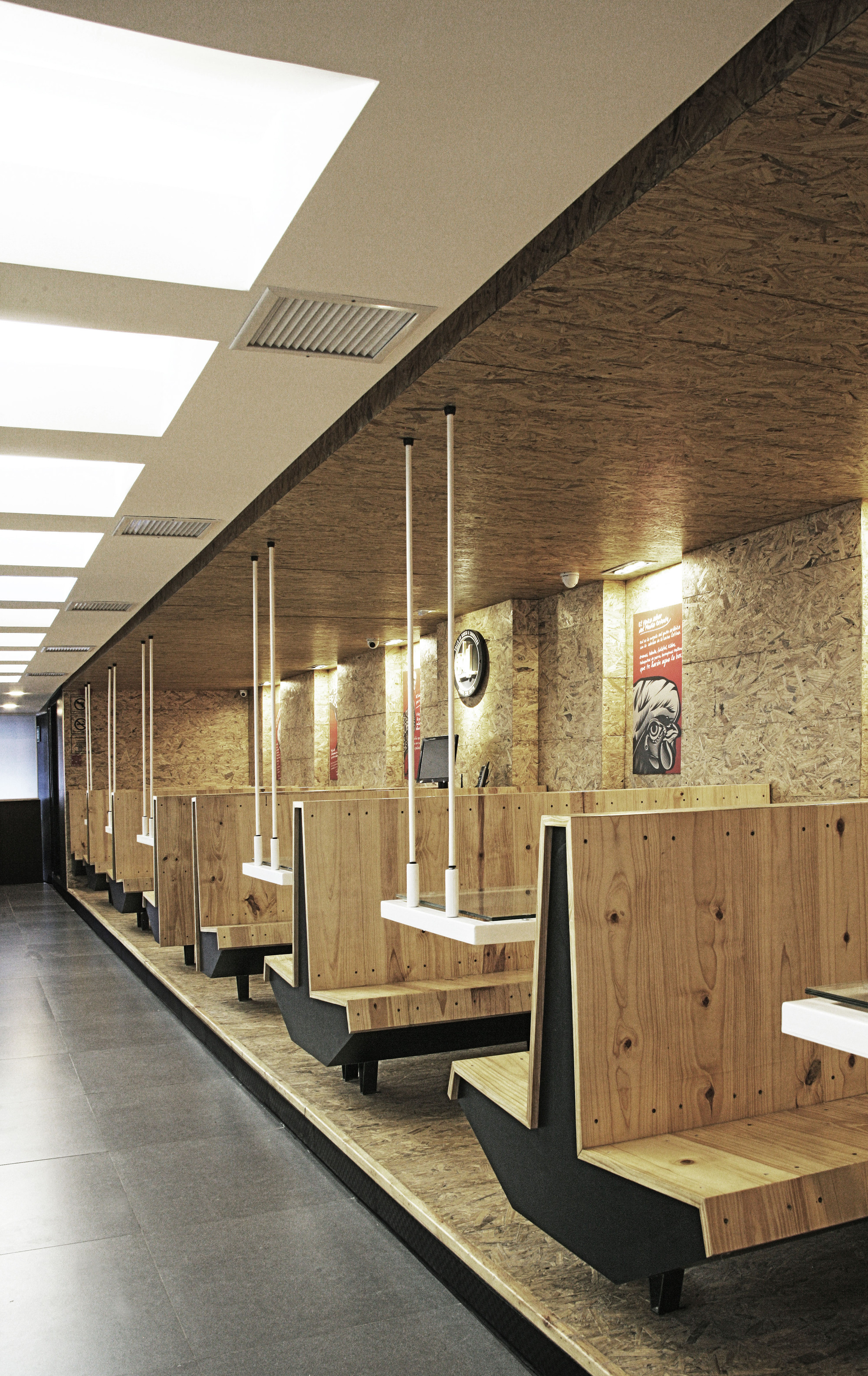 Galer A De Restaurante Kul S Nchez Taffur Arquitectos 4
