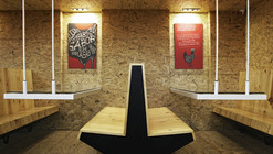 Restaurante Kul / Sánchez Taffur Arquitectos