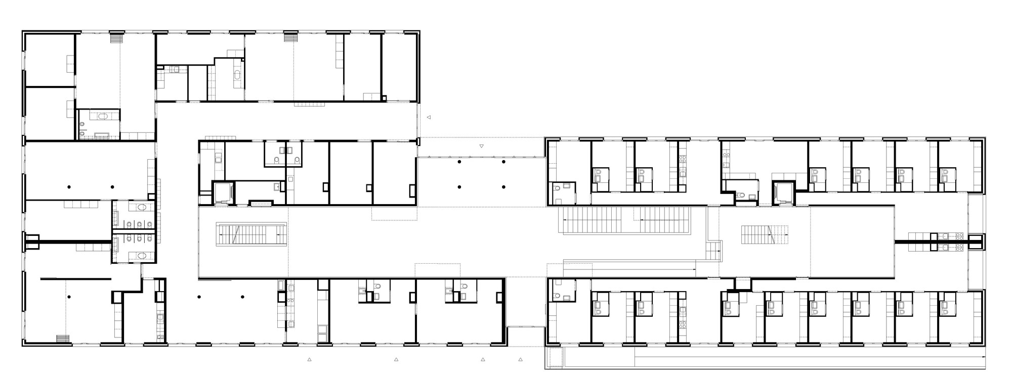 Gallery of Student housing in Geneva Frei Rezakhanlou Architects 14 – Student Housing Floor Plans