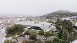 Competition Entry: Pedro Livni + Fernando De Rossa's Proposal for Dalseong Citizen's Gymnasium