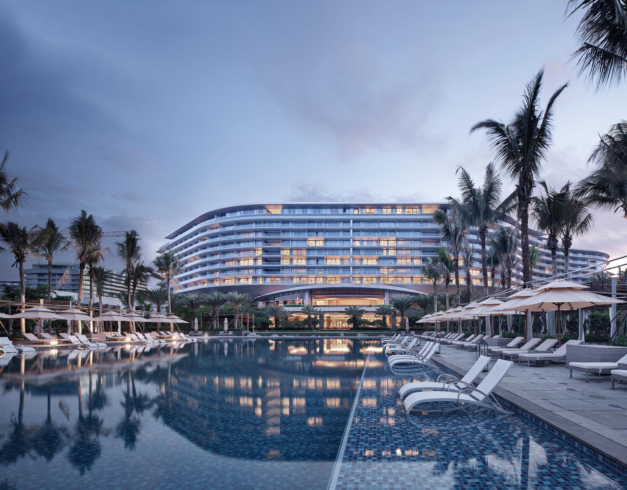 Parkside Hotel and Resort in Victoria_TL Lighting Design Hospitality