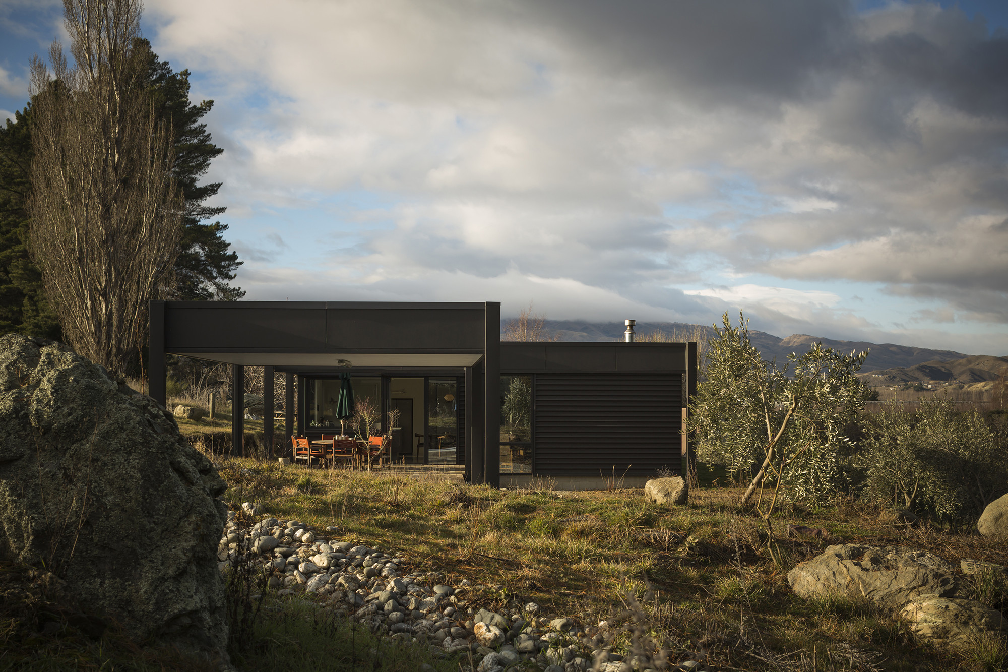 Olive Grove House  / Team Green Architects, © Sam Hartnett