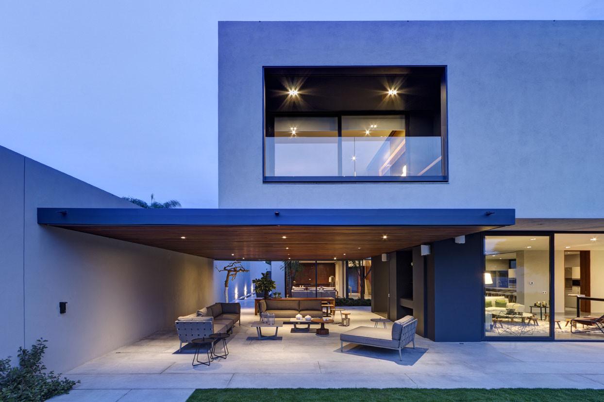 Galer A Casa La El As Rizo Arquitectos 6