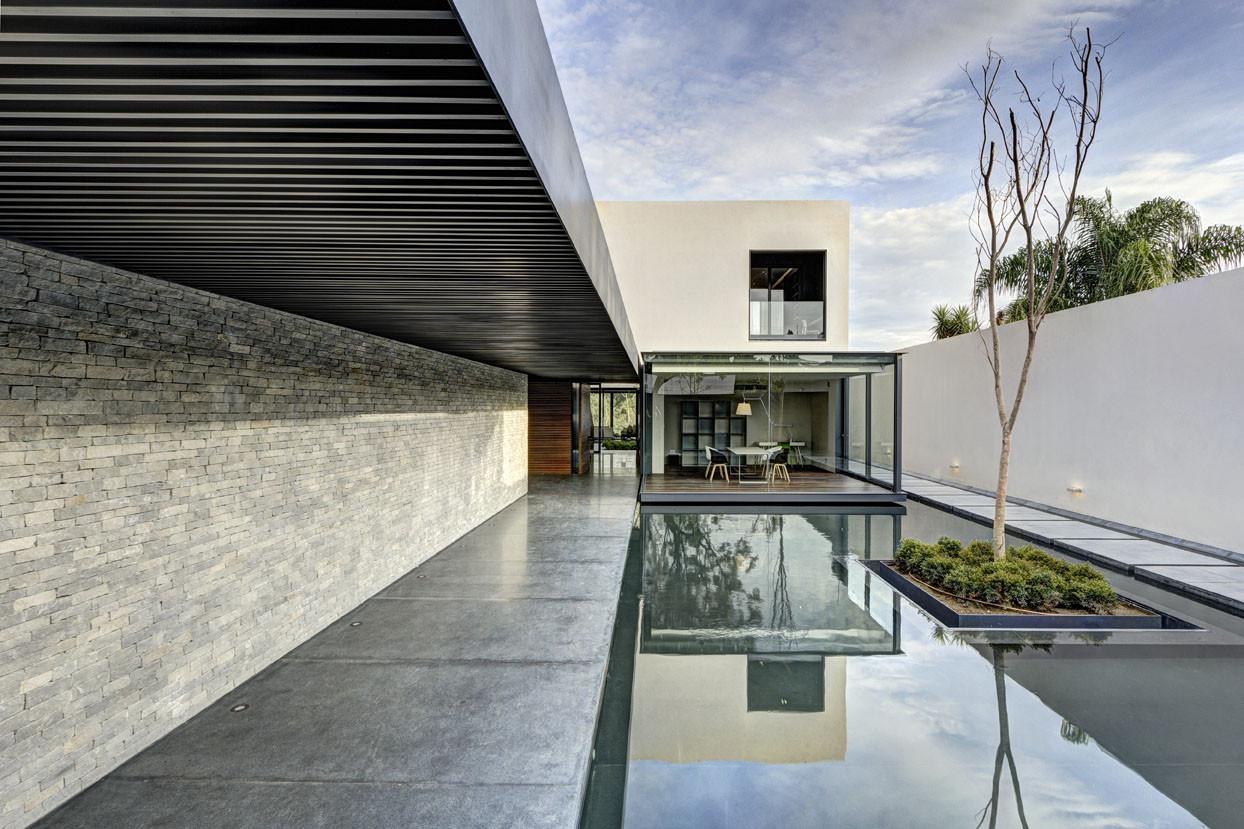 LA House / Elías Rizo Arquitectos, © Marcos García