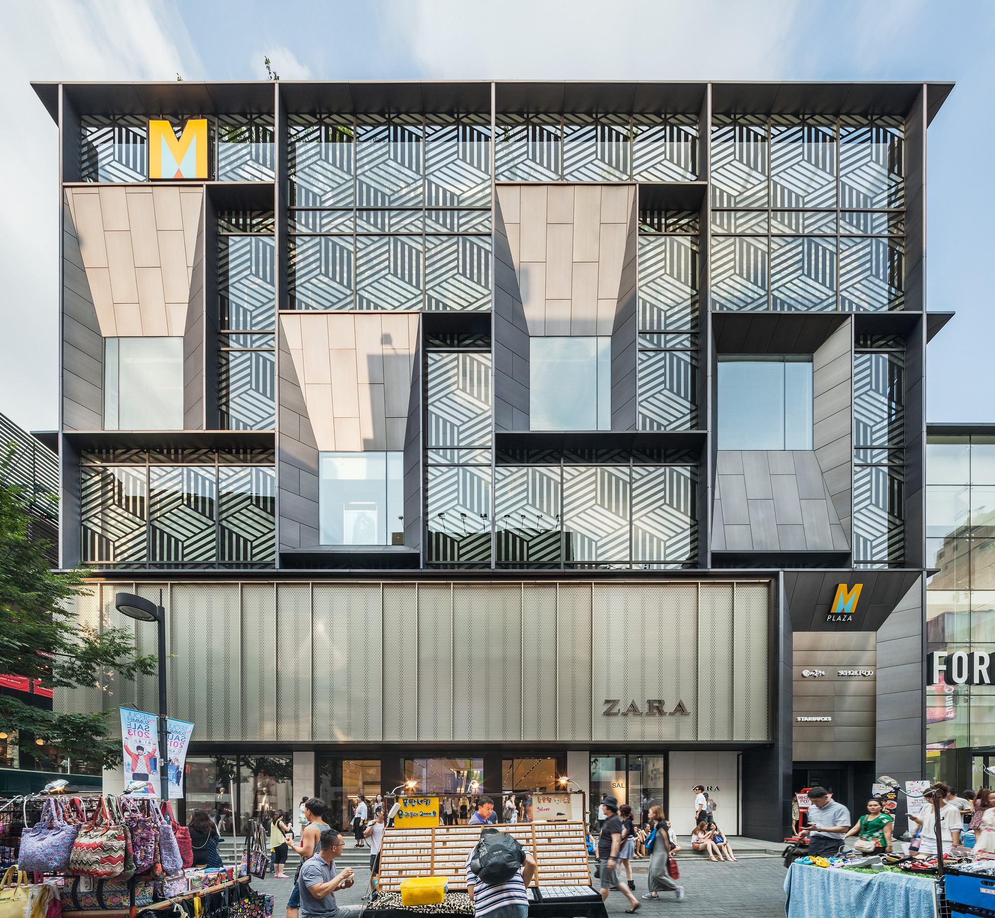 M Plaza / Manifesto Architecture, © Kyungsub Shin