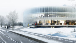 Competition Entry: OYO's Kortrijk Campus Scheme Awarded Second Prize