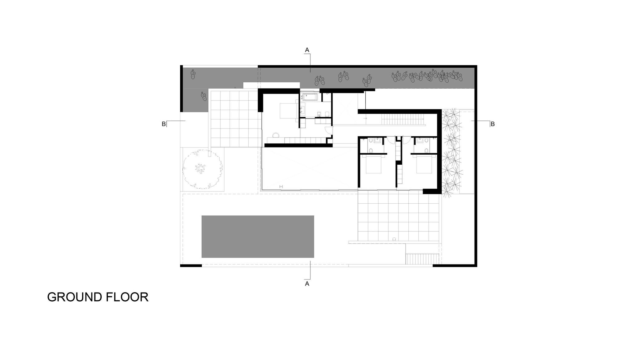 Gallery of house in quinta do lago topos atelier de for Atelier arquitectura