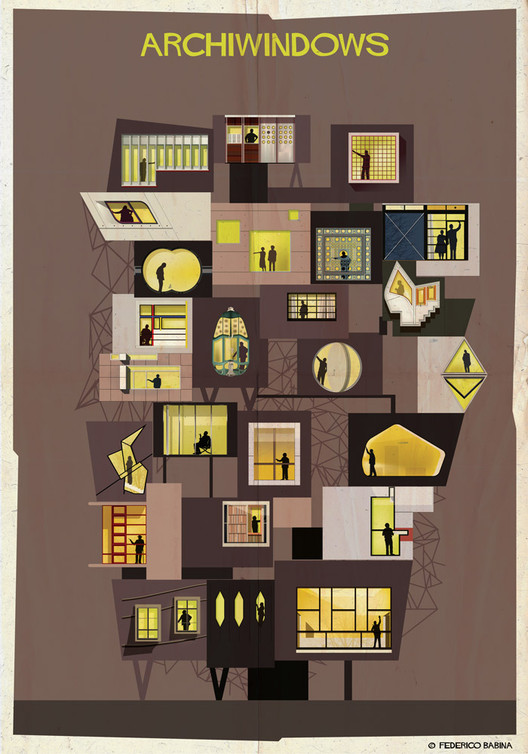 """ARCHIWINDOW: A Glimpse Through """"The Eyes of Architecture"""""""