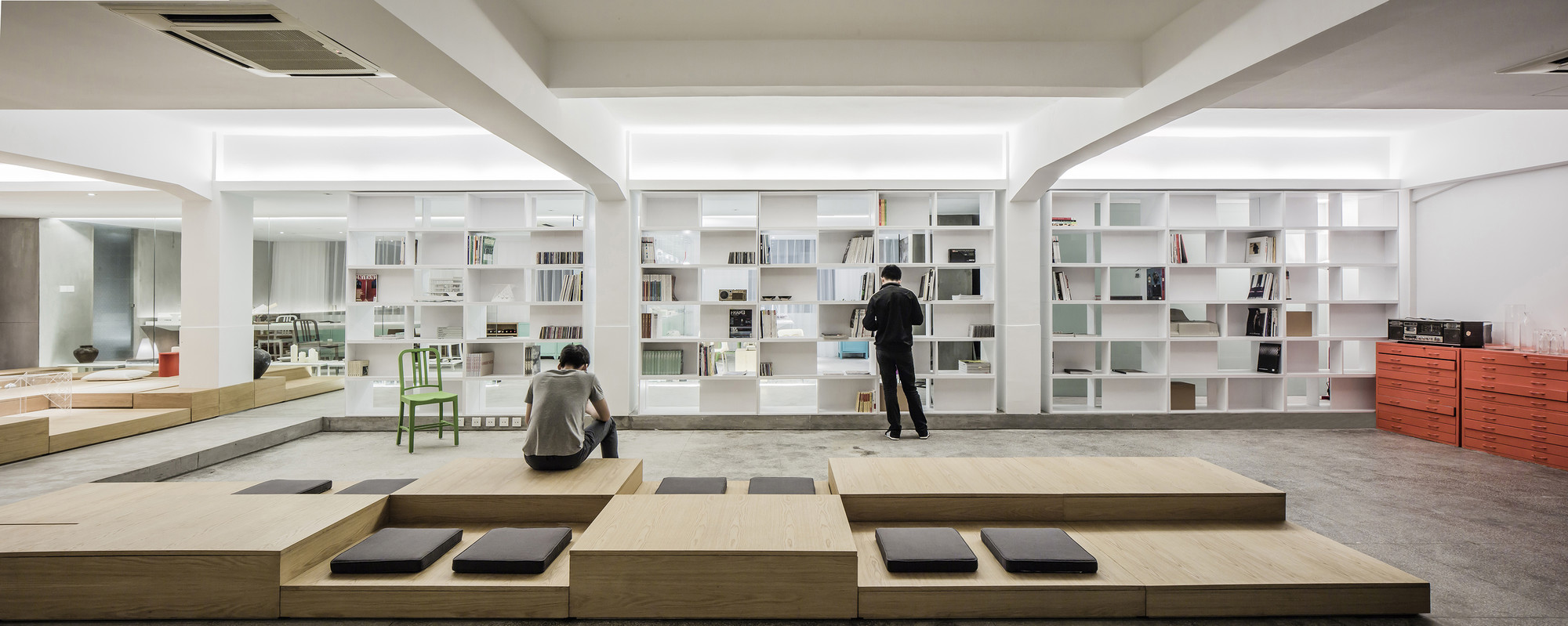 Architecture Studio Space 1305 studio office / 1305 studio | archdaily