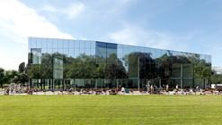 Piscina Kibitzenau / Dietmar Feichtinger Architectes
