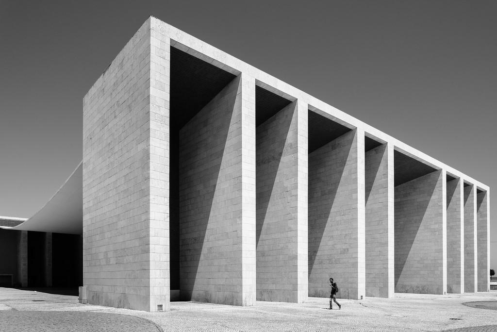 Clásicos de Arquitectura: Pabellón de Portugal Expo'98 / Álvaro Siza, © flickr user Dacian Groza