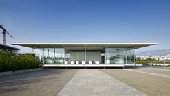 Visitors Center of the Stavros Niarchos Foundation Cultural Center / Agis Mourelatos + Spiros Yiotakis