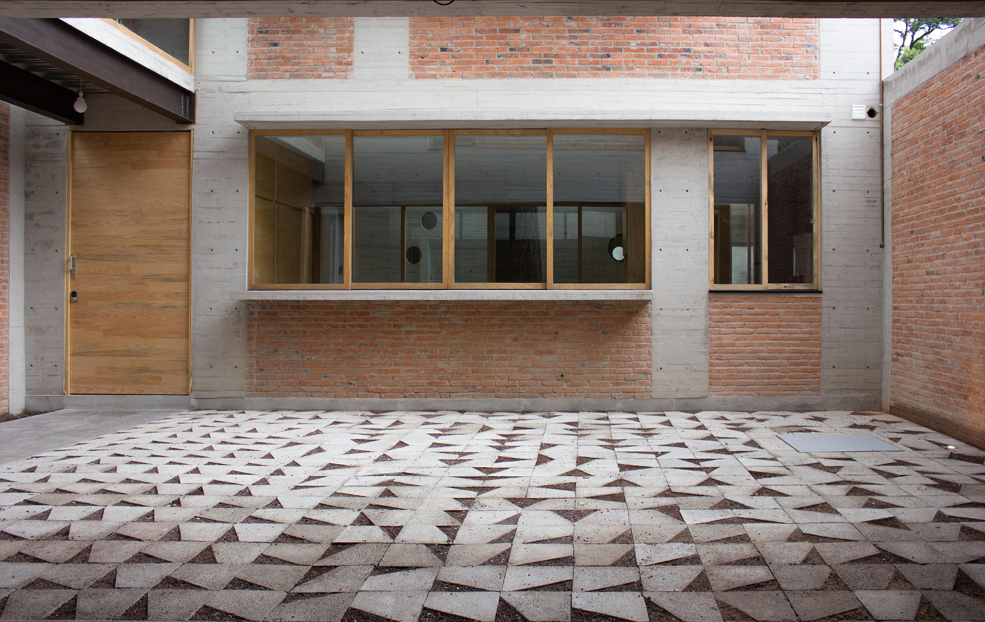 Santa Catarina House / Ludens , © Angélica Ibarra