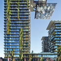 O Vencedor Geral: One Central Park; Sydney, Austrália / Ateliers Jean Nouvel and PTW Architects