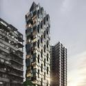 Melhor Edificação Futura do Ano - Em Construção: Mongkok Residence; Hong Kong / Aedas