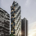 Best Future Building of the Year - Under Construction: Mongkok Residence; Hong Kong / Aedas