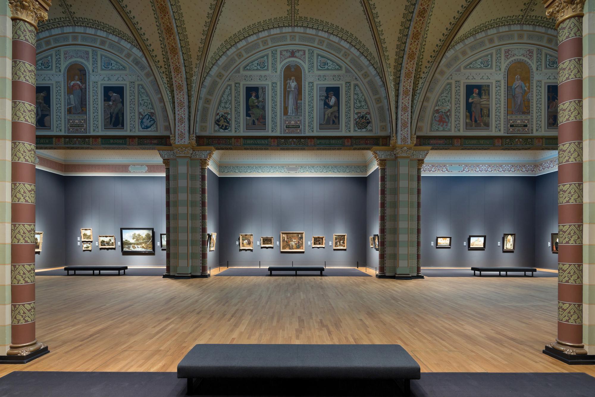 International Interior Design Award Rijksmuseum Amsterdam The Netherlands Wilmotte Associs SA
