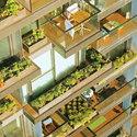 Melhor Desenvolvimento Sustentável do Ano: One Central Park; Sydney, Austrália / Ateliers Jean Nouvel and PTW Architects