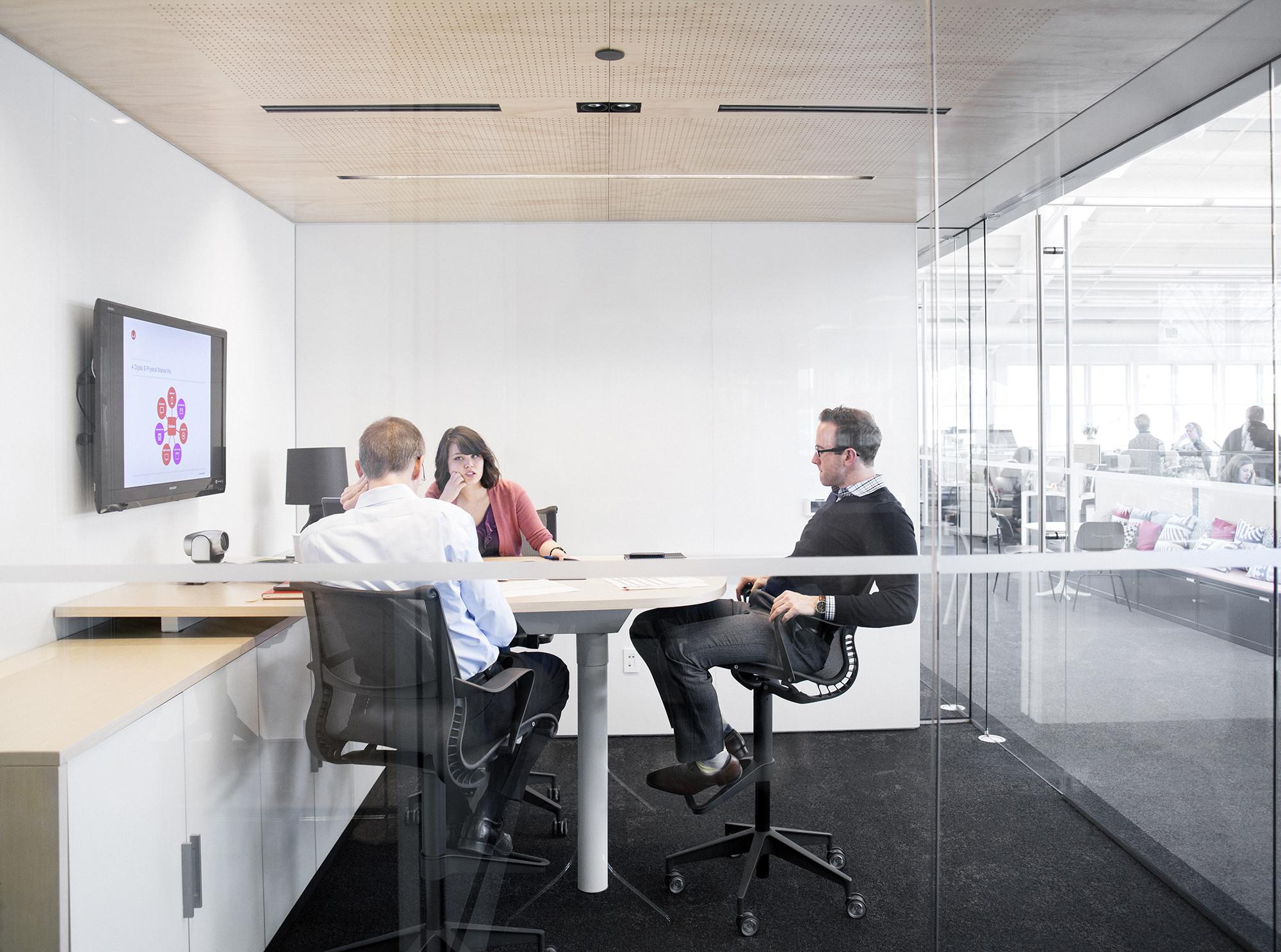 Oficinas: estrategias de ocupación del espacio