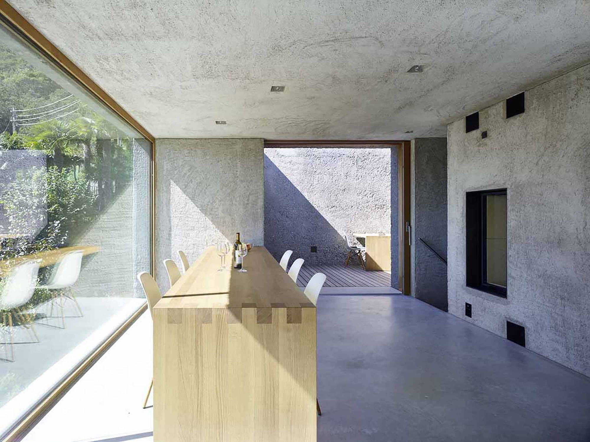 Gallery of house in brissago wespi de meuron romeo - House with a view ...