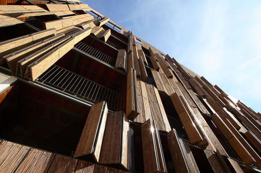 Carabanchel Housing. Image © Francisco Andeyro Garcia & Alejandro Garcia Gonzalez