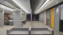 Showroom Hunter Douglas / Serrano Monjaraz Arquitectos
