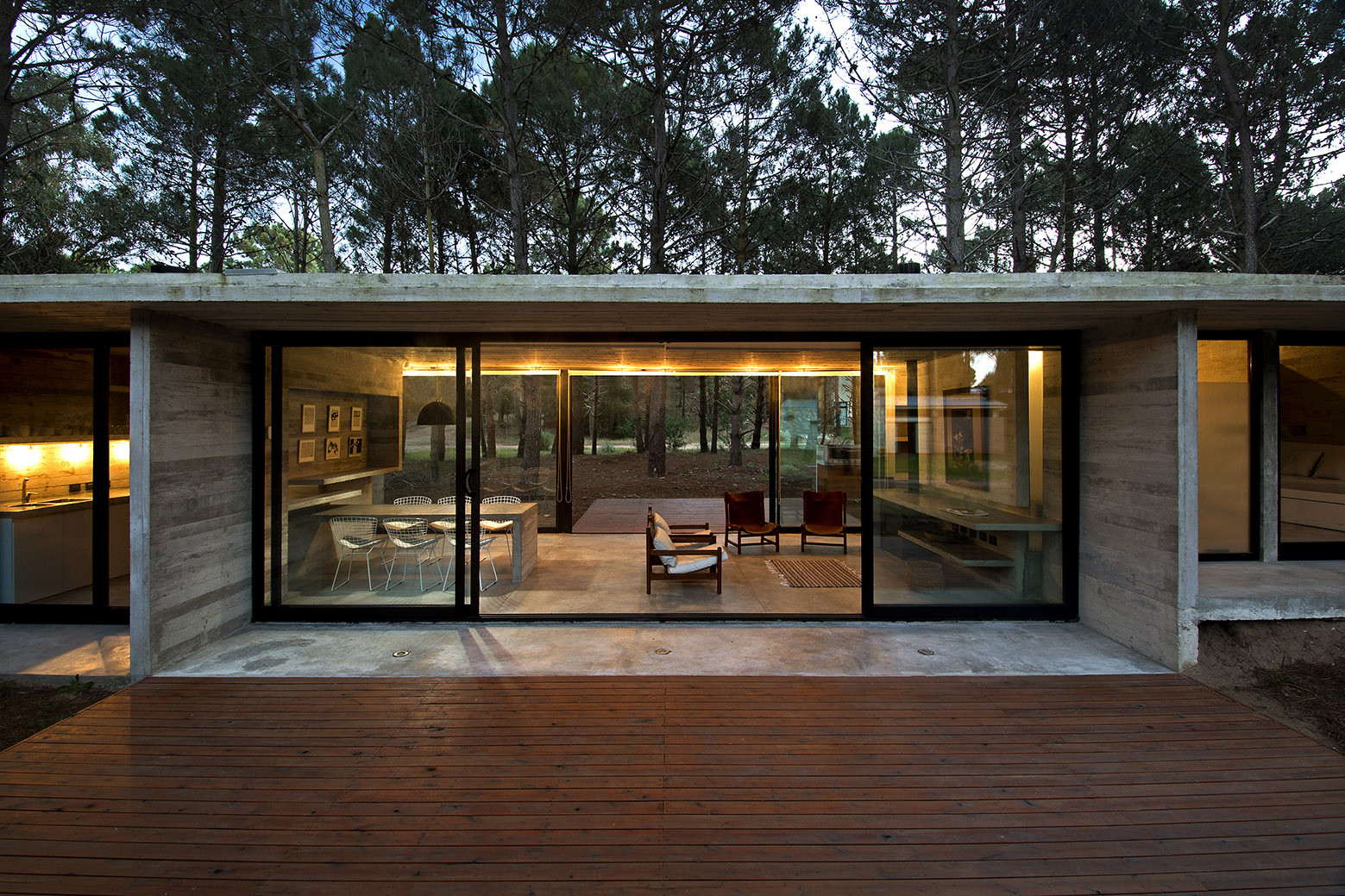 Gallery Of Sv House Luciano Kruk Arquitectos 2 # Muebles Luciano