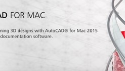 Autodesk Launches AutoCAD 2015 For Mac