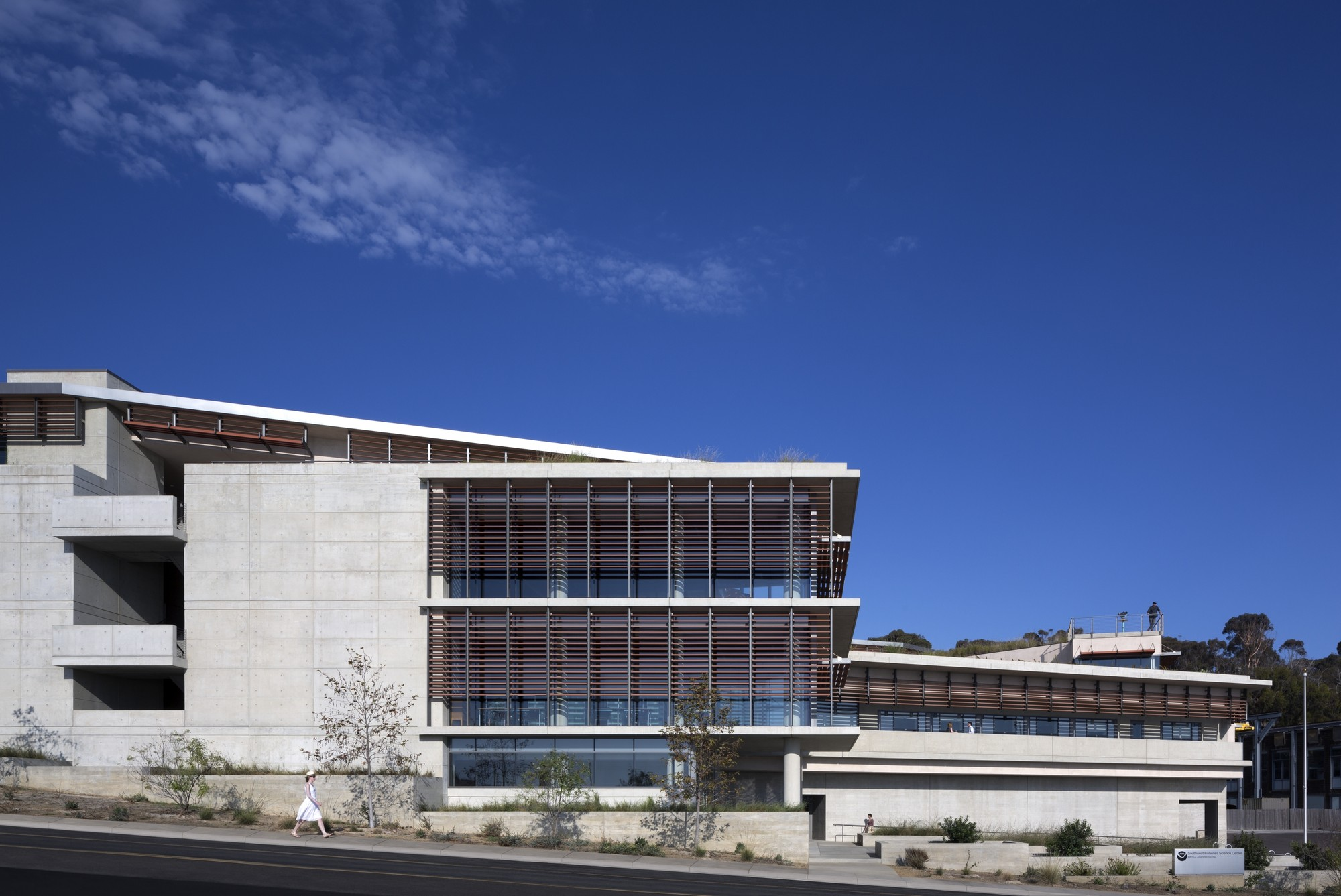 NOAA Southwest Fisheries Science Center / Gould Evans ...