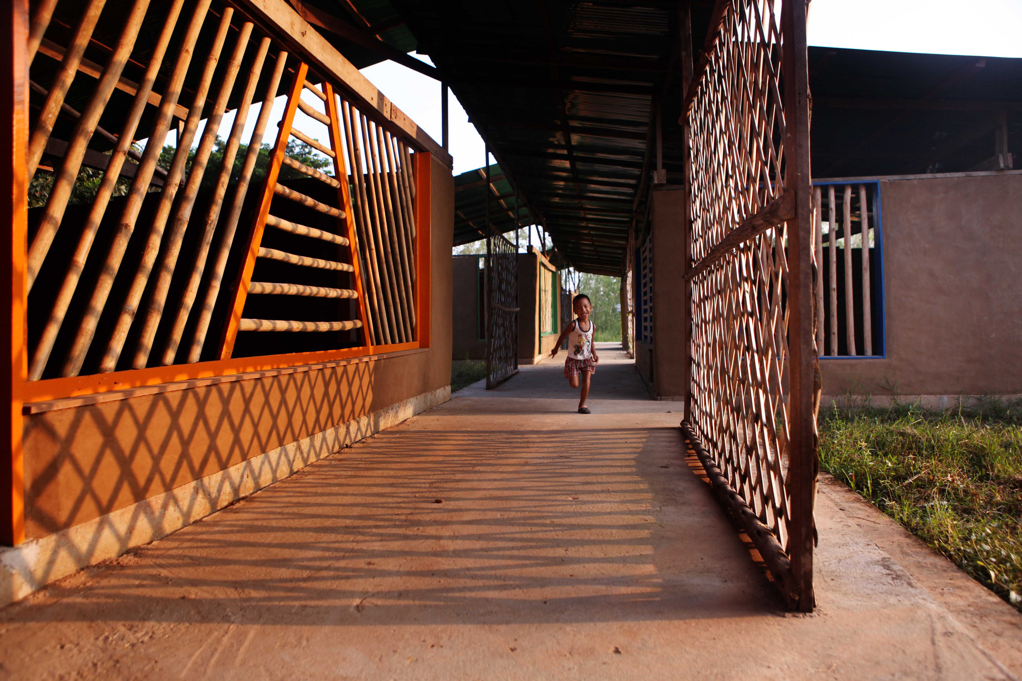 Kwel Ka Baung School / a.gor.a Architects, Courtesy of Agora Architects