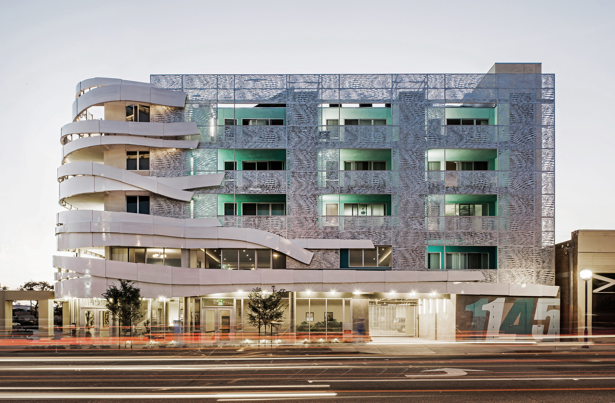 La Brea Affordable Housing / Patrick Tighe + John V. Mutlow, © Patrick Tighe Architecture / Bran Arifin