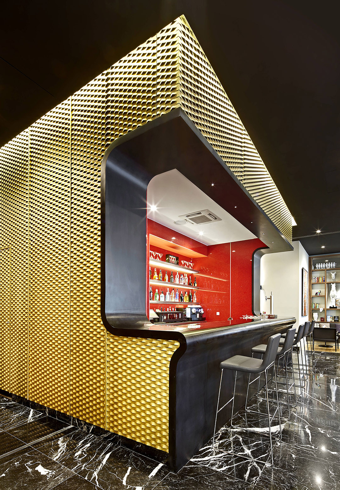 Gallery of Hotel Vincci Gala Barcelona / TBI Architecture & Engineering  - 3