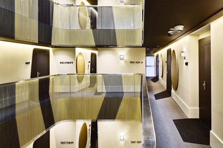 Hotel Vincci Gala Barcelona / TBI Architecture & Engineering, © José Hevia Blach