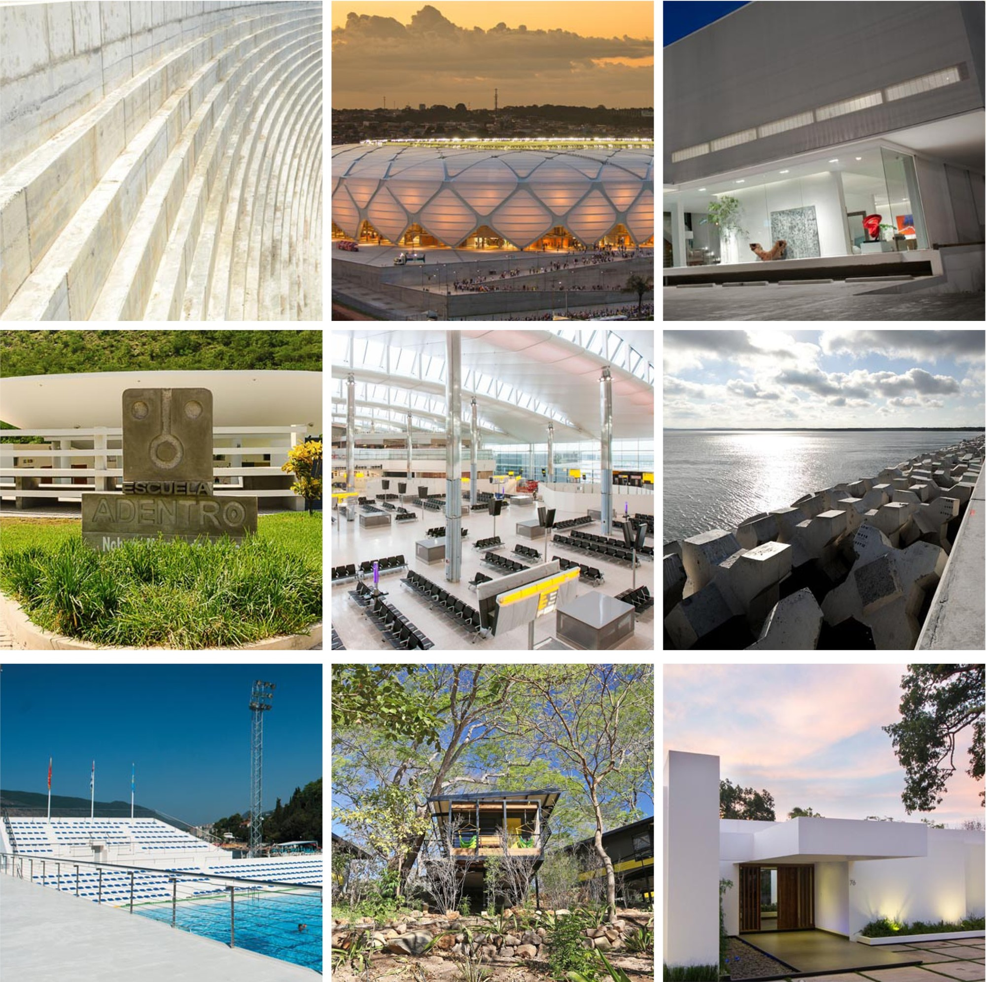 CEMEX divulga os finalistas internacionais do XXIII Building Awards