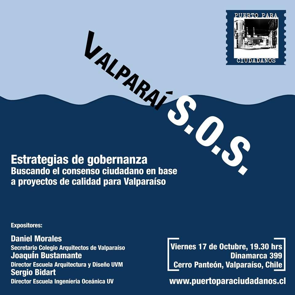 Estrategias de gobernanza: Buscando el consenso ciudadano en base a proyectos de calidad para Valparaíso