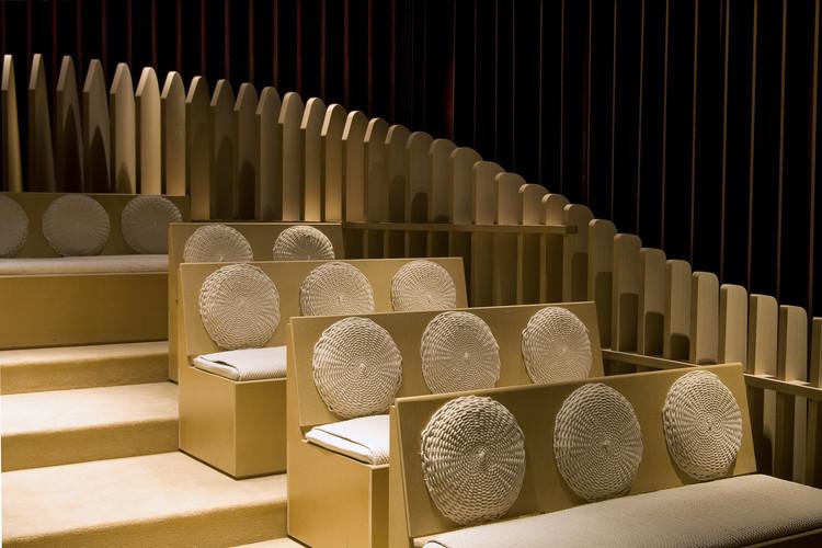 Auditório Masisa / Estudio Paula Herrero, © Amparo Bernabé